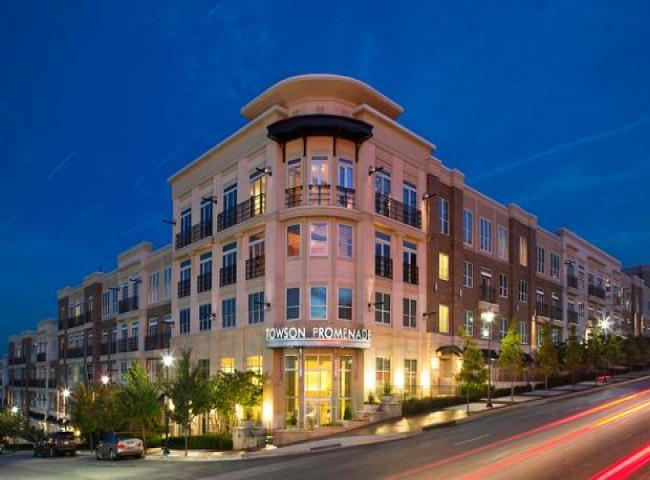 Towson Furnished Apartments